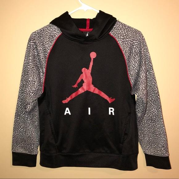 Air Jordan Sweatshirt Kids